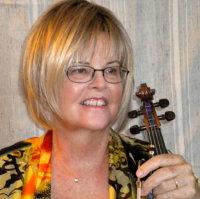 Ann Dunn. Violin lessons.
